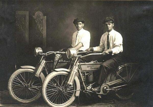 3.-William-Harley-and-Arthur-Davidson-1914
